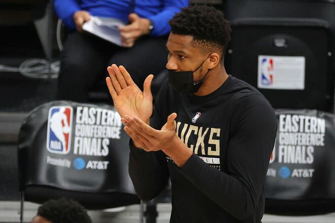 Легенда НБА: «Лучшее, что случилось с Милуоки — травма Адетокунбо»