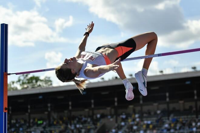 МАГУЧИХ: «Очень рада, что взяла 2.03. Надеюсь выиграть медаль на Олимпиаде»