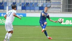 Артем ШАБАНОВ: «Динамо багато помилялося і не використало свої шанси»