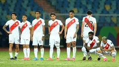 Перу – Парагвай – 3:3 (пен. 4:3). Великий голепад. Відео голів та огляд
