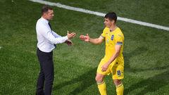 Что с Русланом? Малиновский не попал в заявку на матч против Англии