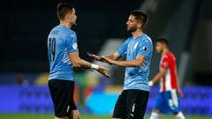 Уругвай – Колумбия. 1/4 финала Кубка Америки. Смотреть онлайн. LIVE
