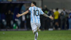 Месси: гол и два ассиста. Сборная Аргентины вышла в полуфинал Кубка Америки