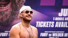 «Не видел такого избиения со времен боя с Кличко». Фьюри потроллил Украину
