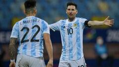 Аргентина — Эквадор — 3:0. Видео голов и обзор матча