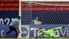 Уругвай — Колумбия — 0:0 (2:4 по пенальти). Видео голов и обзор матча