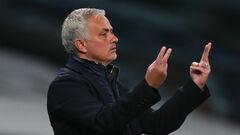МОУРІНЬО: «Англії було занадто легко проти України. Могло бути 5:0»