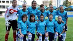 Стали известны соперники Жилстроя-1 в женской Лиге чемпионов