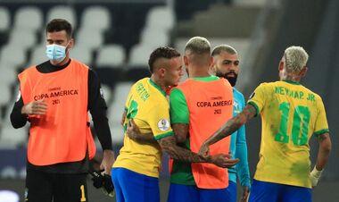 Бразилія - Перу. Прогноз на матч Дмитра Козьбана