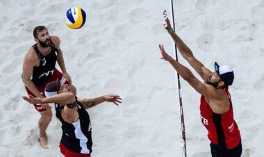 В пляжном волейболе на Олимпиаде выступят 24 мужских команды
