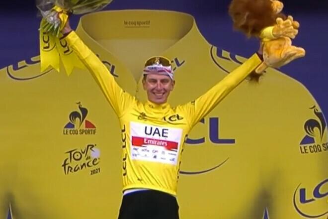 Погачару нет равных, ренессанс Кэвендиша. Итоги первой недели Тур де Франс