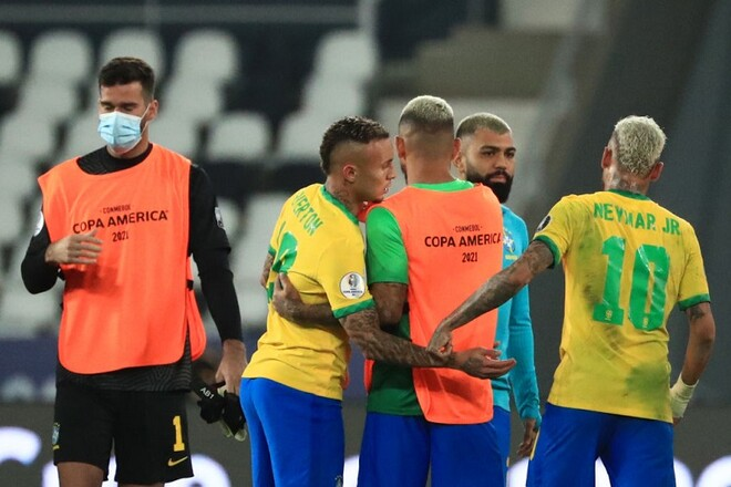 Бразилия – Перу. Прогноз на матч Дмитрия Козьбана