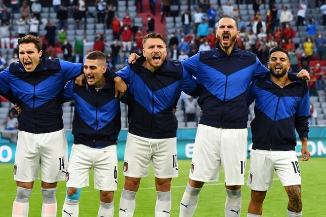 Италия – Испания. Прогноз на матч Дмитрия Козьбана