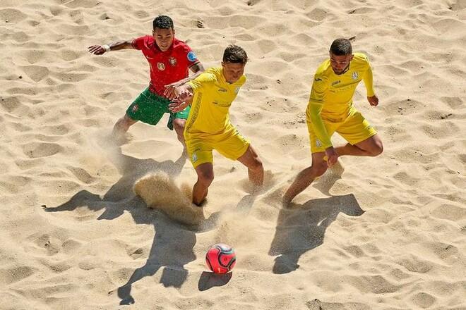 Под запретом! Сборная Украины по пляжному футболу не поедет на ЧМ в Москву