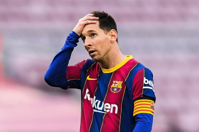 Источник: Барселона договорилась по новому контракту с Месси