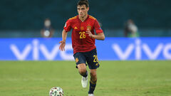 Хавбек Іспанії поголить голову, якщо команда виграє Євро-2020