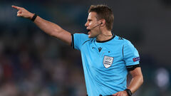 Бойко розповів, чому Брих так швидко закінчив матч Україна - Англія