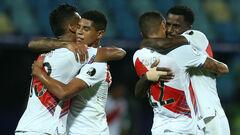 Перу – Парагвай. 1/4 фіналу Кубка Америки. Дивитися онлайн. LIVE трансляція