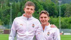 Відразу після Євро. Трубін і Судаков - в основі Шахтаря на контрольний матч
