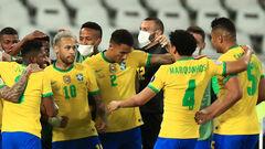 Досить одного голу. Бразилія обіграла Перу і вийшла до фіналу Кубка Америки