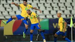 Бразилія – Перу – 1:0. Неймар віддав гольову. Відео голу й огляд матчу