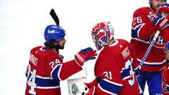 НХЛ. Монреаль в овертайме обыграл Тампу и продлил финал Кубка Стэнли