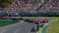Гран-При Австралии-2021 отменен