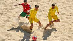 Під забороною! Збірна України з пляжного футболу не поїде на ЧС до Москви
