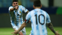 Аргентина – Колумбия. Прогноз и анонс на матч Кубка Америки