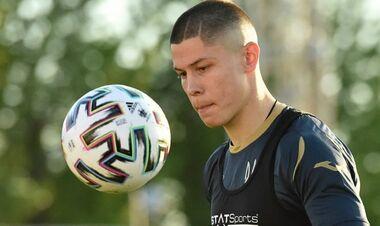 Попов не присоединится к Динамо на сборе в Швейцарии