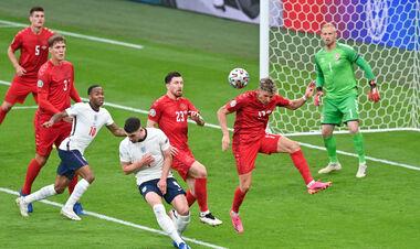 Англия – Дания – 2:1. Спорный пенальти в овертайме. Видео голов и обзор