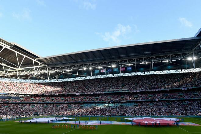 Англия – Дания – 2:1. Текстовая трансляция матча