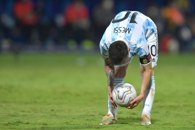 Аргентина – Колумбия. 1/2 финала Кубка Америки. Смотреть онлайн. LIVE
