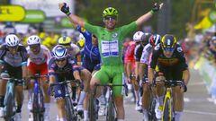 В шаге от рекорда! Кэвендиш одержал 33-ю победу на Тур де Франс