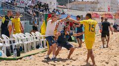 Асоціація пляжного футболу пояснила, чому збірна України не їде на ЧС