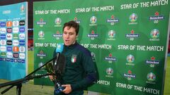 Звезда матча. Назван лучший игрок поединка Италии против Испании