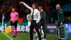 МАНЧИНИ: «Сборная Испании удивила нас, решив играть без нападающего»
