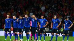 Євген ЛЕВЧЕНКО: «Італія грає всі ігри на найвищому рівні»