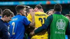 Александр ДЕНИСОВ: «Мне очень интересно увидеть финал Италия – Англия»