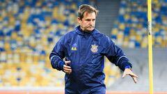 Рауль РІАНЧО: «Для мене буде великою честю очолити збірну Росії»