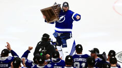 НХЛ определила лучшего игрока плей-офф
