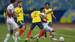 Колумбія – Перу. Прогноз і анонс на матч Кубка Америки
