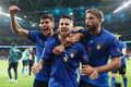 Италия в 10-й раз вышла в финал крупного турнира и 4-й раз – в финал Евро