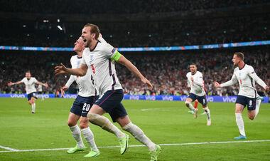 Англия стала автором одной из самых медленных волевых побед в истории Евро