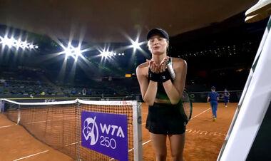 ВИДЕО. Как Ястремская победно вернулась в WTA Tour на кортах в Гамбурге