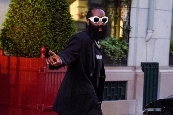 ФОТО. Харден и Хэмилтон посетили неделю мод в Париже