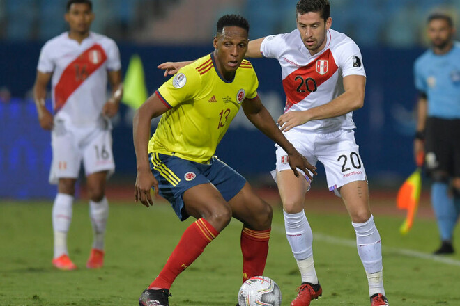 Колумбия – Перу. Прогноз на матч Младена Бартуловича