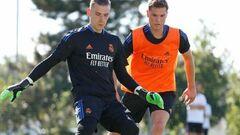 Источник: Лунин останется в Реале и получит игровую практику