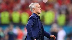 «Решили вопрос за три минуты». Франция не уволит Дешама