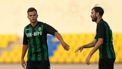 Кривбасс может подписать бывшего игрока Никополя